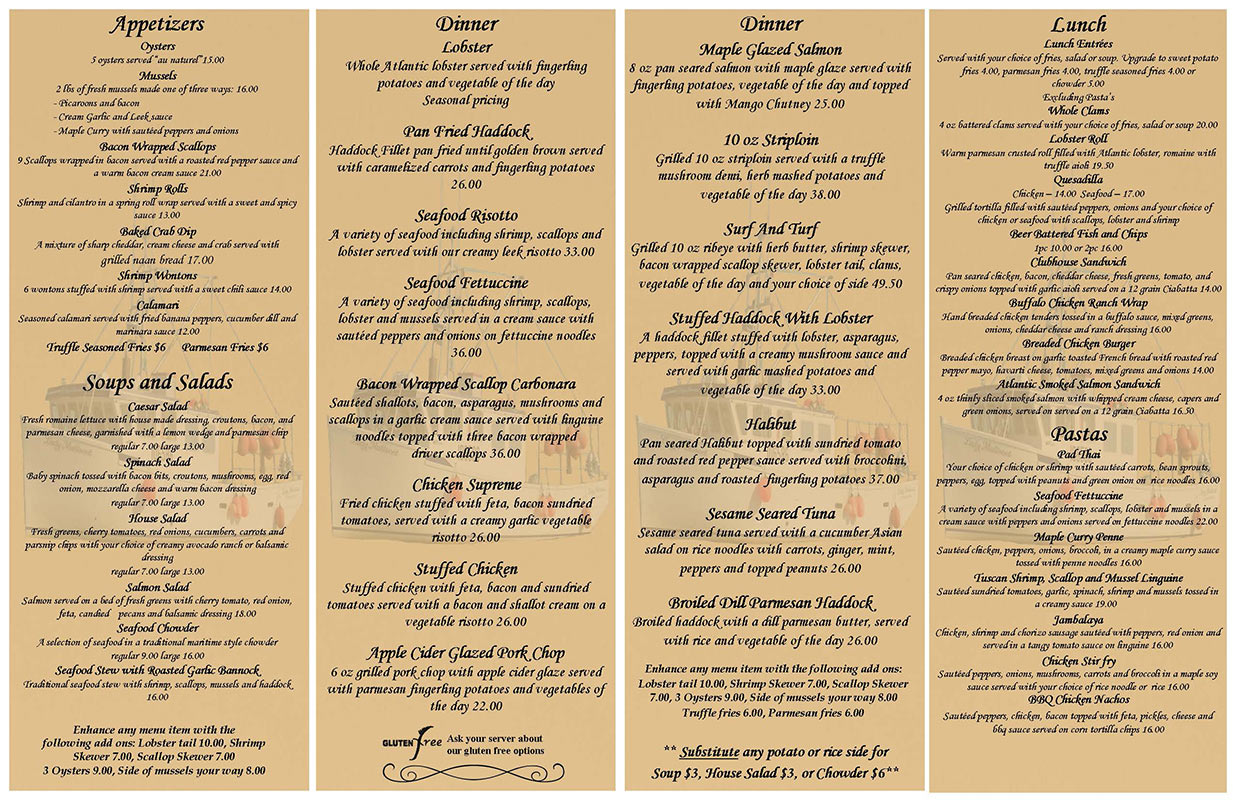 take out menu 4 pan December 2019b